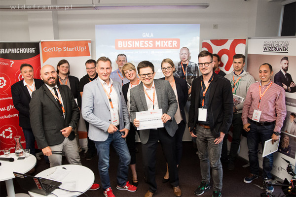 business mixer, business link szczecin
