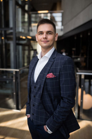 solven finance CEO rafal gibczynski
